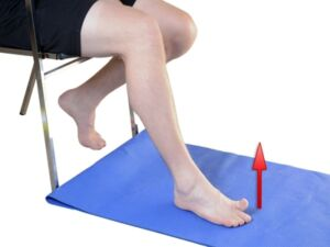 toe control flexion extension